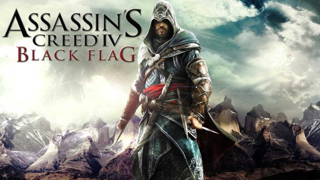 Assassins Creed IV Black Flag Jackdaw Edition PC