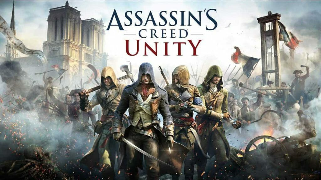 Assassins Creed Unity Gold Edition PC