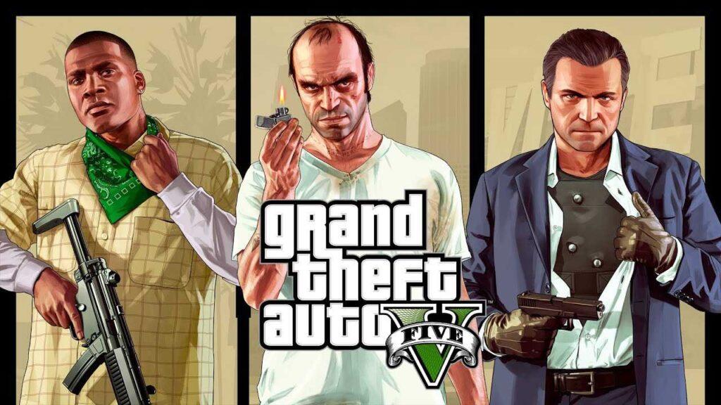Grand Theft Auto V + DLCS