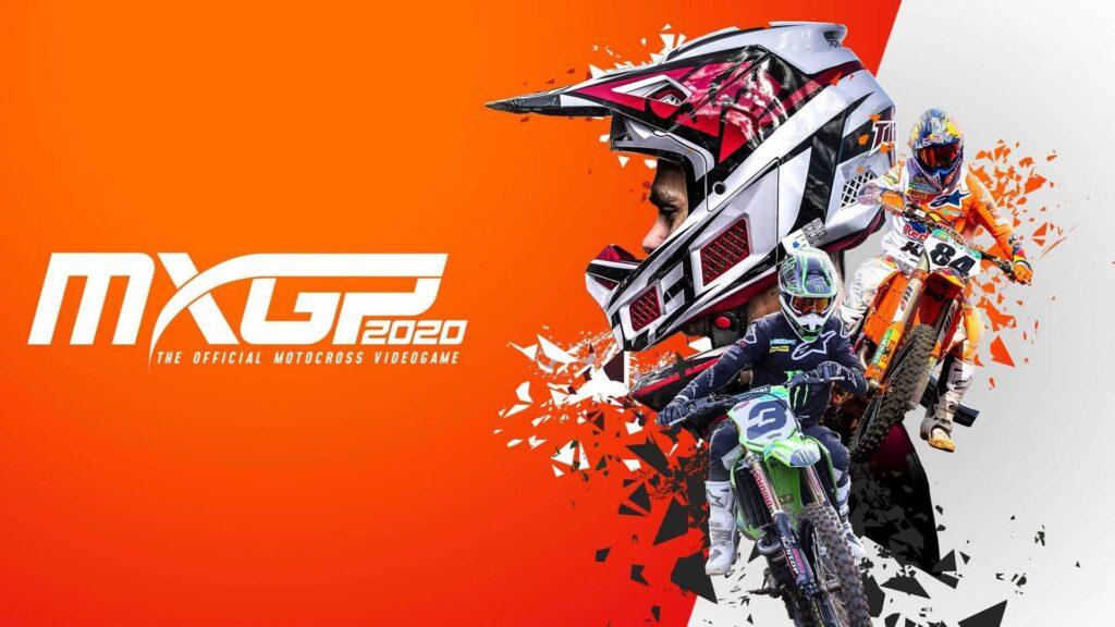 MXGP 2020 The Official Motocross