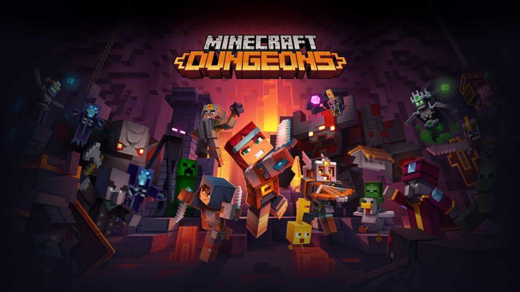 Minecraft Dungeons PC