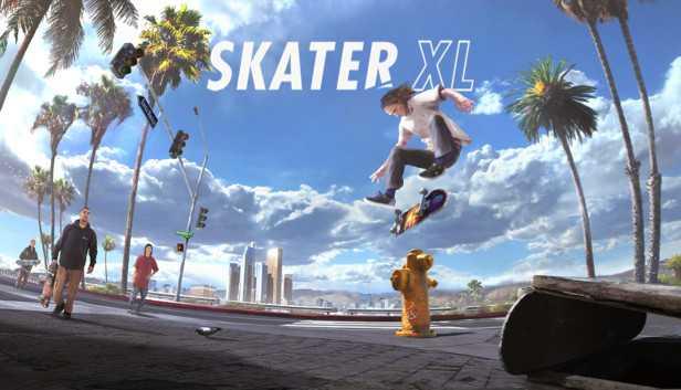 Skater XL The Ultimate Skateboarding Game