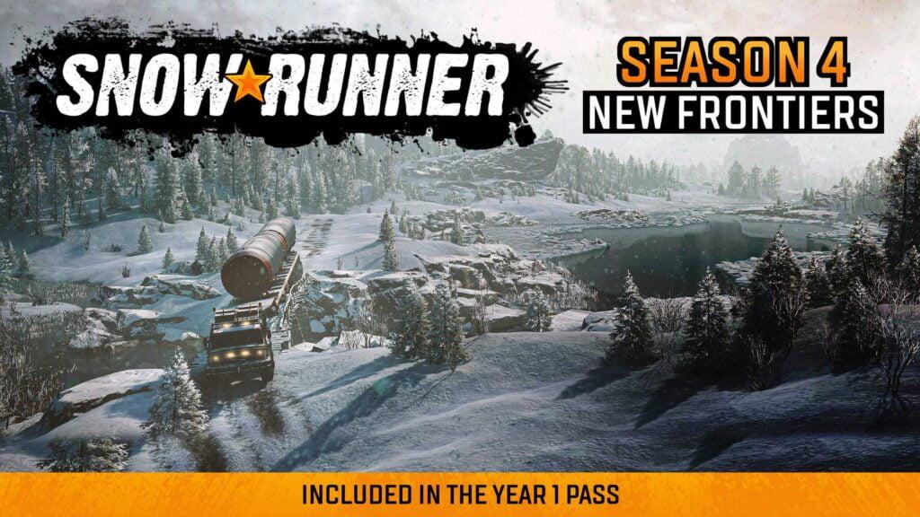 SnowRunner New Frontiers