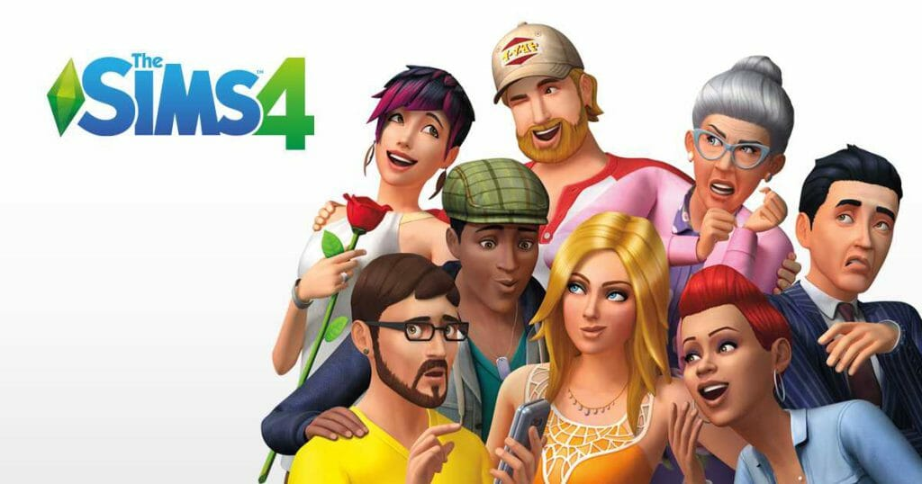 The Sims 4 Deluxe Edition (FULL DLC)