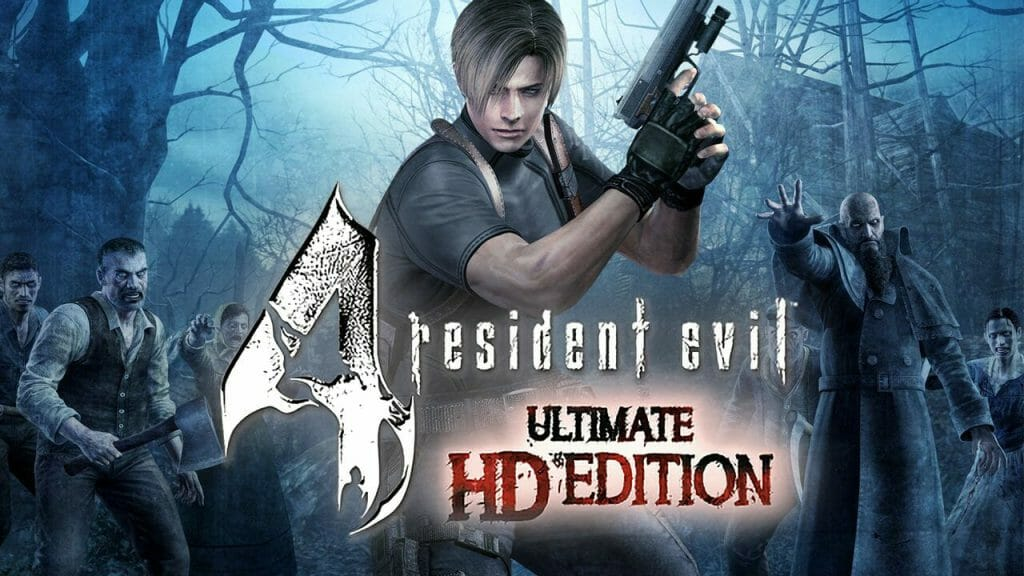 Resident Evil 4 Ultimate Edition